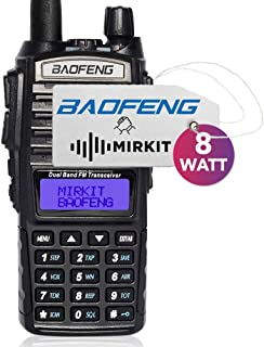 Mirkit Radio Baofeng UV-82 MK5 MP Max Power 8W 2800 mAh Li-Ion Battery Pack, Mirkit Edition