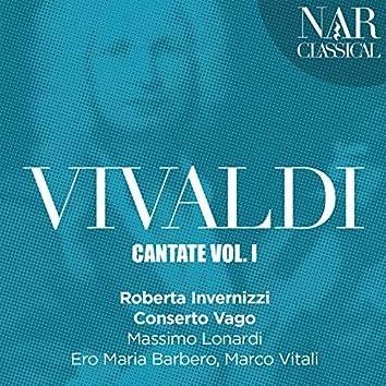 Vivaldi: Cantate, Vol. 1