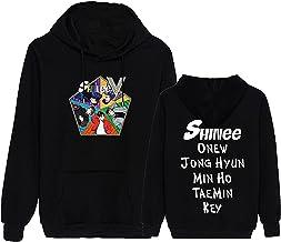 Kpop SHINee Hoodie Pullover Sweatshirt voor Mannen Vrouwen 1Of1 Casual Warm Uitloper Full Color