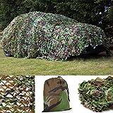 Filet de camouflage pour chasse/tir/militaires - 10 m x 1,5 m/33 ft x 5 ft