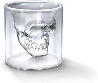 [Present-web]ショットグラス ドクロ スカル 髑髏型 クリスタルヘッド