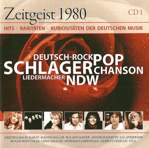 Hits 1980 [CD Compilation, Diverse, 14 Titel]