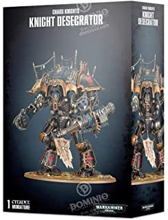 Games Workshop Warhammer 40,000: Chaos Knights: Knight Desecrator