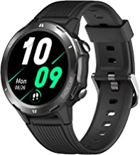 TicKasa N1 Smart Watch for Android Phones and iPhones, 5ATM Waterproof Bluetooth Sport Smartwatch, Fitness Tracker with He...