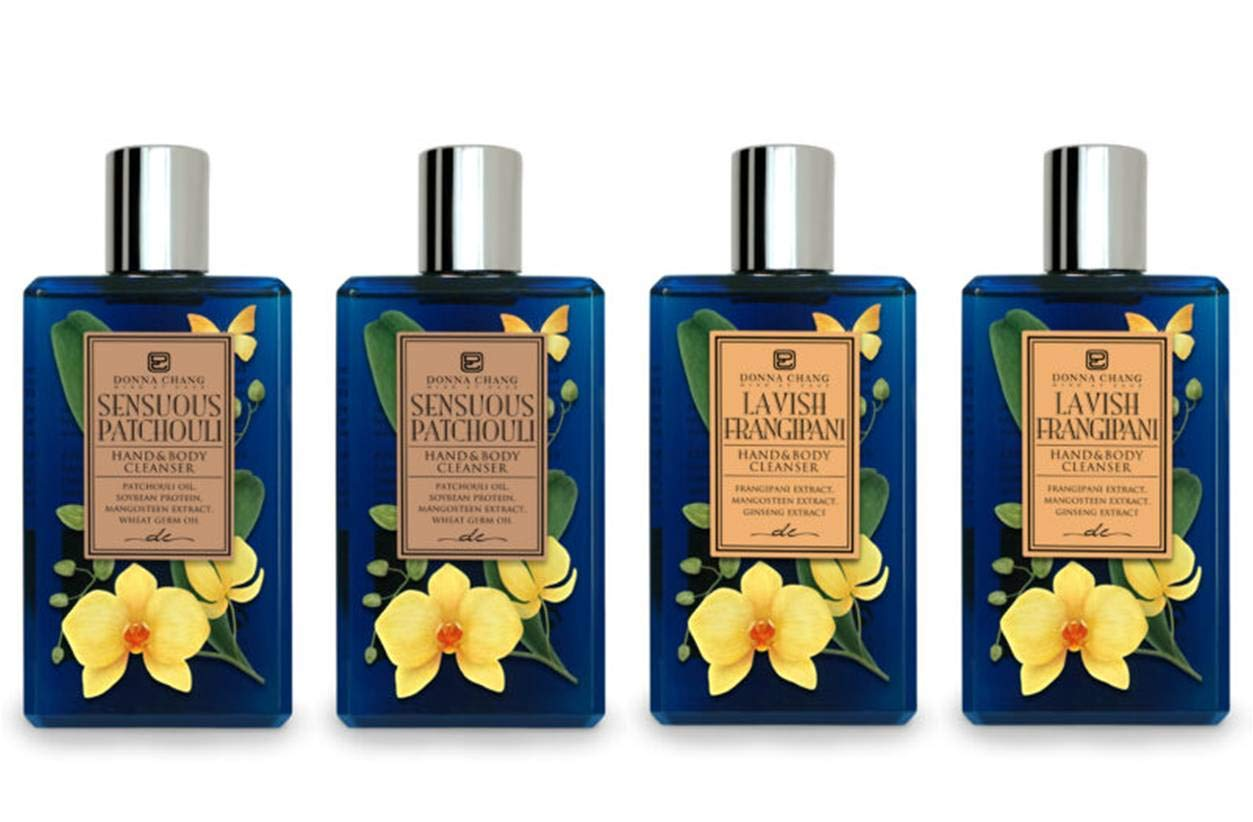 Donna New product!! Chang Sensuous Patchouli and Gel Ranking TOP5 Lavish Frangipani Shower