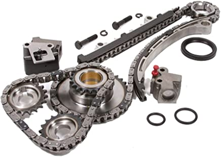 AutoRexx Timing Chain Kit Fits for 1998-2004 Nissan Frontier Altima Xterra 2.4L DOHC