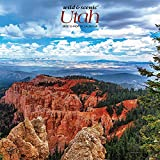 Utah Wild & Scenic 2022 12 x 12 Inch Monthly Square Wall Calendar, USA United States of America Rocky Mountain State Nature