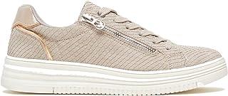 BATA Sneaker con Zip Laterale Donna, Scarpe, Sneaker