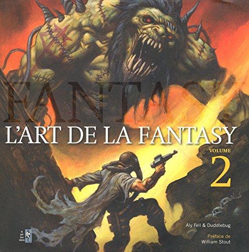 L'ART DE LA FANTASY VOLUME 2