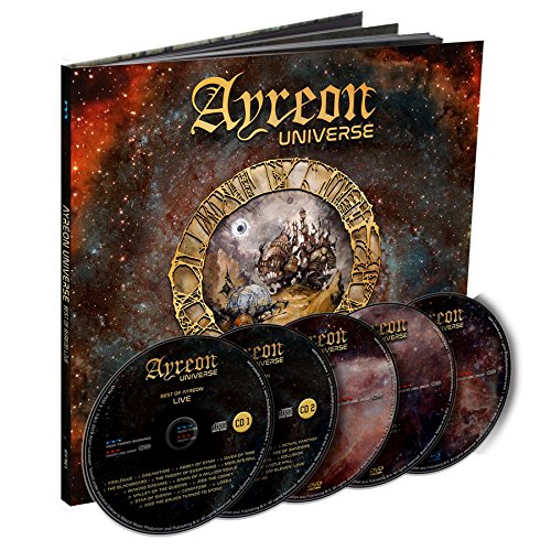 Ayreon Universe-Best of Ayreon Live (Earbook)