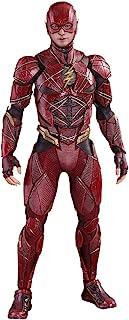 Hot Toys Figura The Flash 30 cm. La Liga de la Justicia. Mov