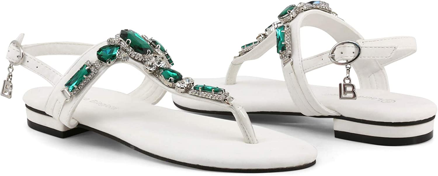 Laura Biagiotti 5567 Women Ankle Strap Sandals