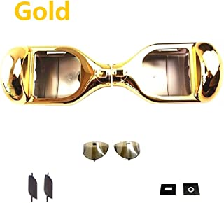 gold hoverboard cover