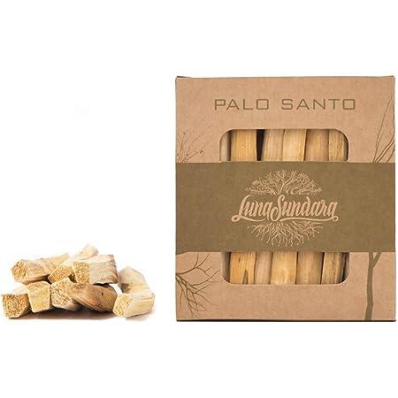 ルナスンダラ (Luna Sundara) Palo Santo Smudging Sticks パロサント スマッジングスティック香木[エクアドル産/8本入りBOX]