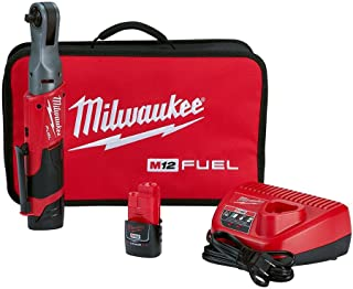 milwaukee 2557 22 m12 fuel 3 8 ratchet kit