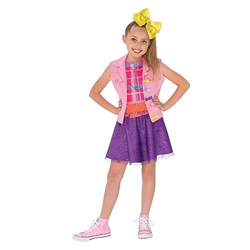 b6beb1a9f2c Rubie s JoJo Siwa Boomerang Music Video Outfit Costume
