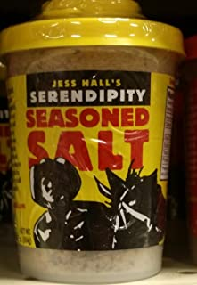 Jess Hall's Serendipity Seasoned Salt 3.67 Oz (Pack of 2)