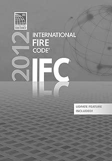 2012 International Fire Code (PDF CD) - Single Seat (International Code Council Series)