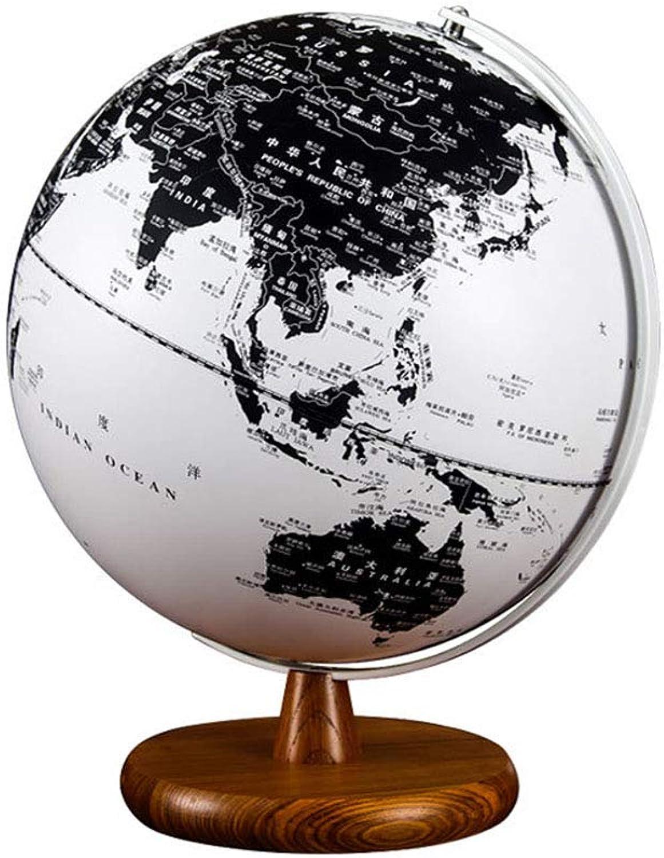 ChenYongPing ChenYongPing ChenYongPing World Globe Beleuchtete Weltkugel (Dia 32cm) - pädagogisch geographisch Moderne Tischplattendekoration Schwerkraft pädagogisch B07KSQMMZW | Sale Online  5e4e9a