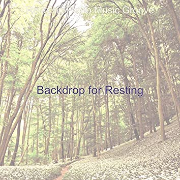 Backdrop for Resting
