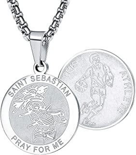 Wolentty Saint Sebastian Necklace - 1