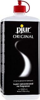 pjur ORIGINAL - Premium-silikonglidgel - långvarig glidförmåga, klibbar inte - mycket dryg, lämplig med kondomer (1.000ml)