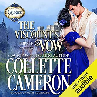 The Viscount's Vow audiobook cover art