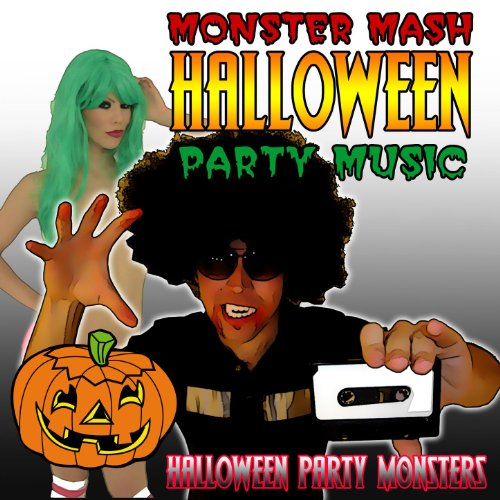 Monster Mash Halloween Party Music [Clean]