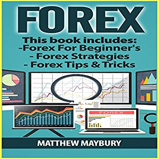 Forex Guide - 3 Manuscripts cover art