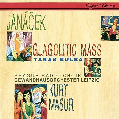 Kurt Masur, Czechoslovakian Radio Choir Prague & Gewandhausorchester Leipzig