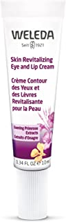 Weleda Skin Revitalizing Eye and Lip Cream, Unscented, 0.34 Fl Oz