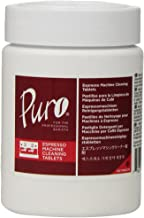 Urnex Puro Tablets Espresso Machine Detergent