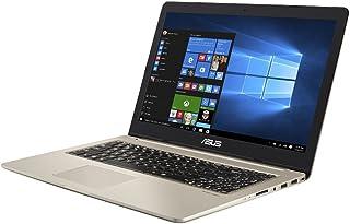 ASUS ノートパソコン VivoBook Pro【日本正規代理店品】超狭額ベゼル/15.6型/1TB+256GB SSD/Core i5/8GB/GTX1050搭載/N580VD-FY815T