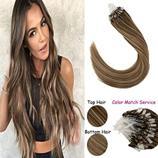 ombre micro loop extensions