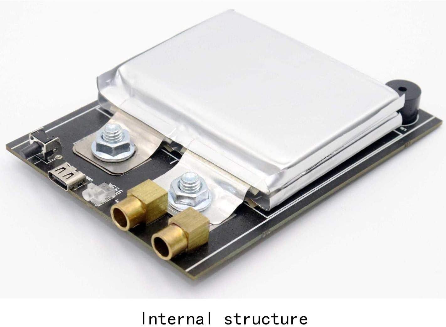 XTD DIY Mini Spot Welder Mit Einem Ladekabel Dritte A Welding Pen 5500 MAh Batterie Punkt-Schwei/ßer-Maschine Mit Nickelblech Punktschwei/ßmaschine Kit 5 G/änge Einstellbar