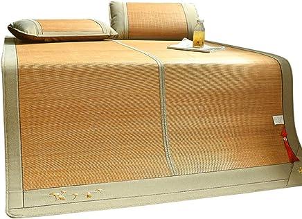 DUAN GUO FENG DGF Bambusmatte Faltbare Doppelseitige Haus-Schlafzimmer-Matte B07H92JF3J   Vorzüglich