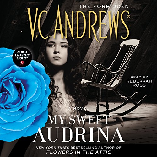 My Sweet Audrina audiobook cover art