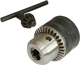 AERZETIX: Mandril portabrocas clasico para taladros 3-16mm rosca 1/2-20UNF con llave C17815