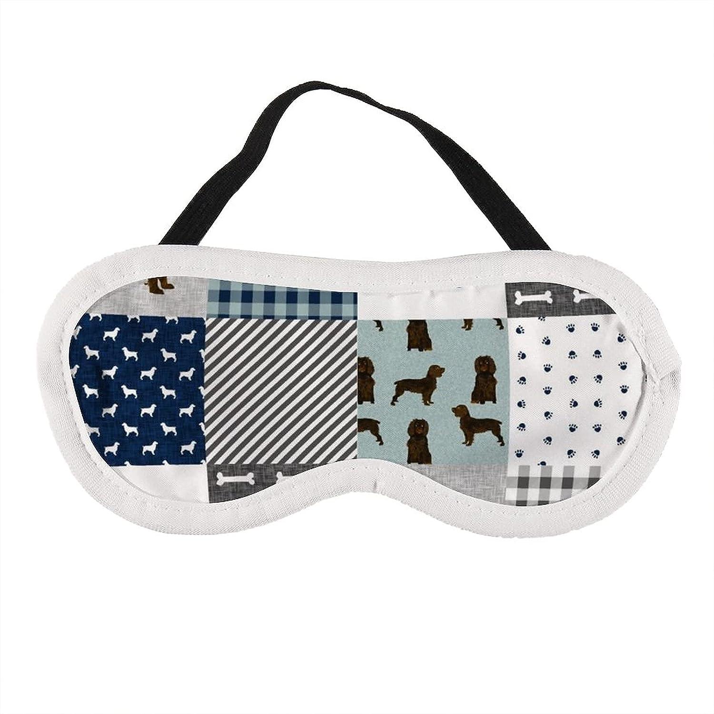 Boykin Ranking TOP2 Spaniel Pet Quilt B Dog Sleep Eye Kids for Mask price Gir Women