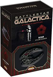 Battlestar Galactica Starship Battles: Spaceship Pack Scars Cylon Raider