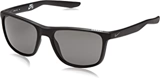 Nike Men's Sunglasses Rectangular, Grey