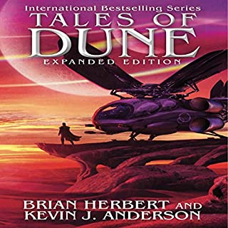 Tales of Dune: Expanded Edition cover art