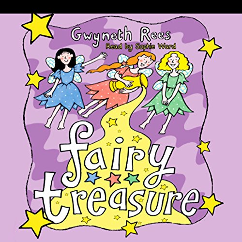 Fairy Dust audiobook cover art