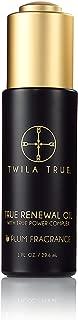 TWILA TRUE True Renewal Oil - Plum Fragrance Multi-Purpose Beauty Oil for Face, Body, Hair, Nails (1 Fl. Oz)