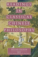 Readings in Classical Chinese Philosophy, second edition Kindle Edition