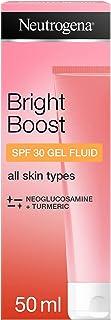 Neutrogena Gel Fluid SPF30, Bright Boost, 50 ml