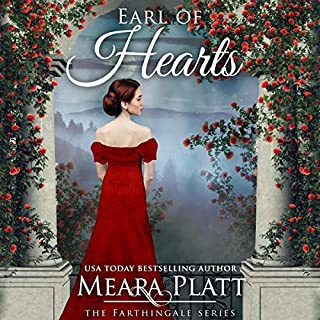 Earl of Hearts audiobook cover art