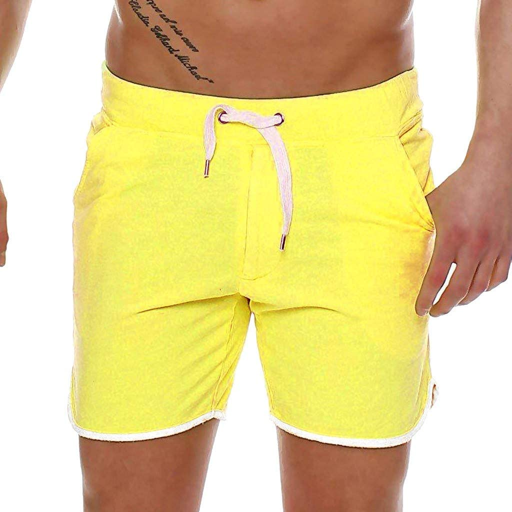 Mens Swim Trunks Summer Casual 3D Digital Printed Quick Drying Beach Pants Surfing Shorts