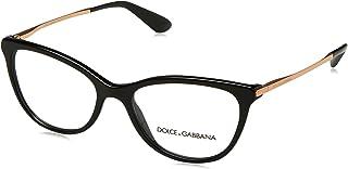 نظارات طبية من دولتشي آند غابانا DG 3258 501 أسود