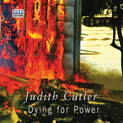 Dying for Power audiobook cover art